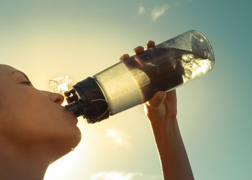 Dehydration and Eye Health in Edmonton Alberta