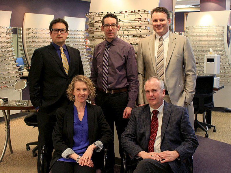 Albertan Community Involvement from Optometrists' Clinic Inc